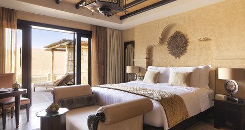 أنتارا قصر السراب منتجع الصحراء - Royal Pavilion Villas Villa Bedroom