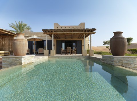أنتارا قصر السراب منتجع الصحراء - Royal Pavilion Villas Villa Exterior
