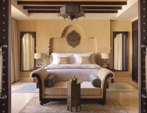 أنتارا قصر السراب منتجع الصحراء - Royal Pavilion Villas Villa Bedroom Interior