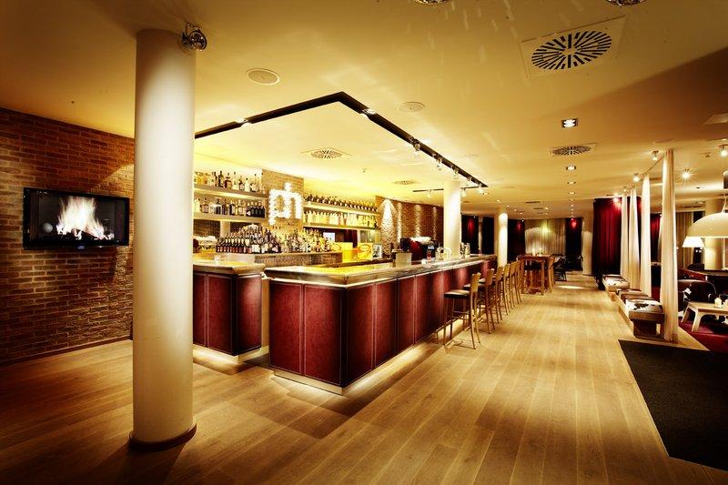 pentahotel Kassel 餐饮设施