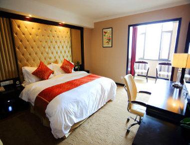 Ramada Encore Shanghai - Standard 1 King Bed Room