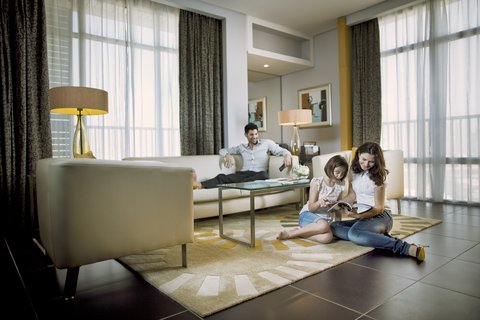 Hala Arjaan by Rotana - Room to Spread Out