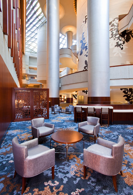 The Westin Peachtree Plaza, Atlanta Lobby