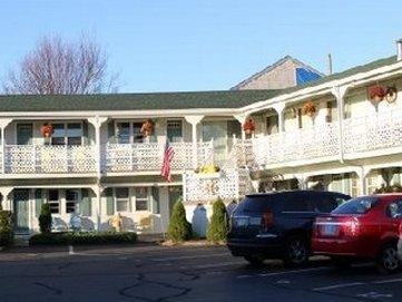 The Seascape Inn - building