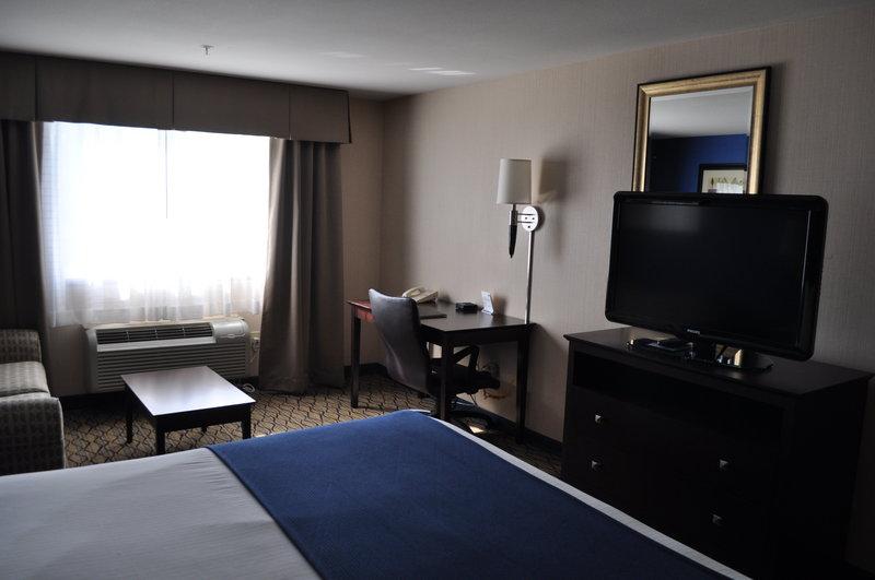 Holiday Inn Express Seattle-City Center Szobakilátás