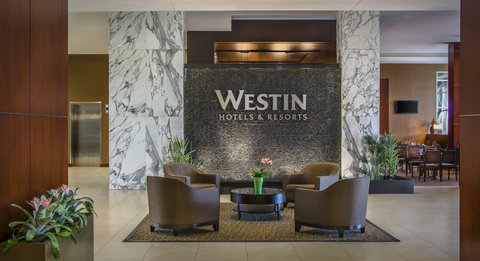 The Westin Baltimore Washington Airport - BWI - Lobby