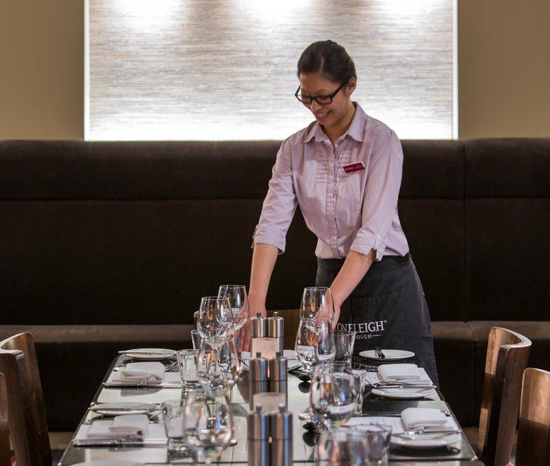 Crowne Plaza Hotel Auckland Restaurang