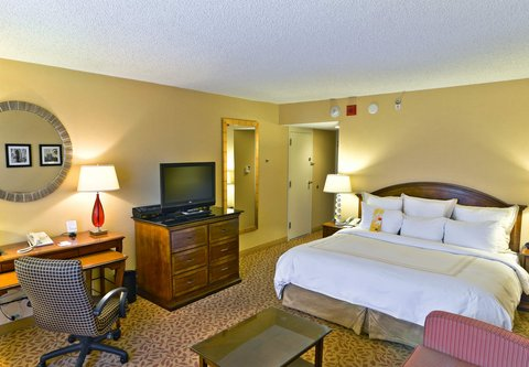 Albany Marriott - King Guest Room