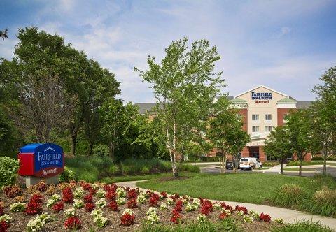 Fairfield Inn & Suites White Marsh - Exterior