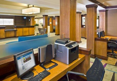 Fairfield Inn & Suites White Marsh - Business Center