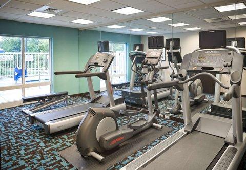 Fairfield Inn & Suites White Marsh - Fitness Center