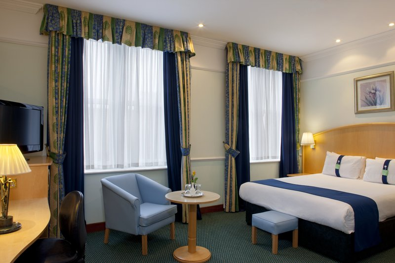 Holiday Inn London-Oxford Circus Kameraanzicht