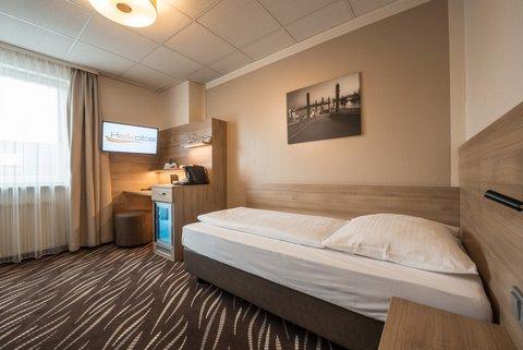 Heikotel Hotel Windsor - Single Room