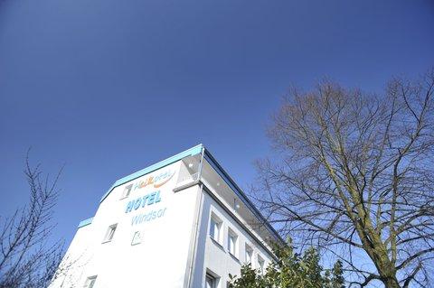 Heikotel Hotel Windsor - Front