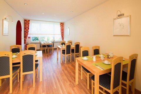 Heikotel Hotel Windsor - Breakfast Room
