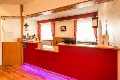 Heikotel Hotel Windsor - Front Office