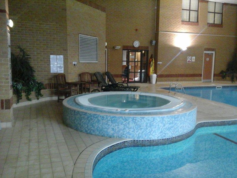 Holiday Inn Rotherham-Sheffield M1,JCT.33 Pool