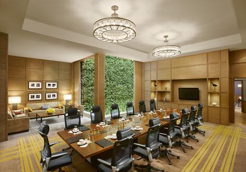 ITC Gardenia, a Luxury Collection Hotel, Bengaluru - Jacranda Meeting Room