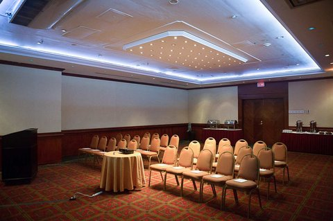 Embassy Suites by Hilton Caracas - Conference Room Theater Setup