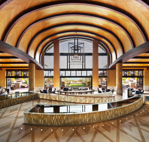 The St. Regis - Lobby