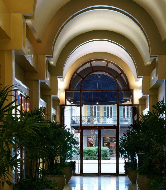JW Marriott New Orleans 外観
