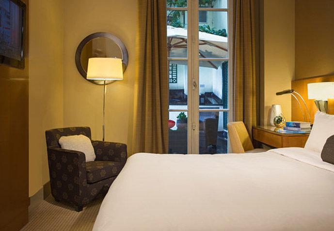 Renaissance Paris Vendome Hotel Zimmeransicht