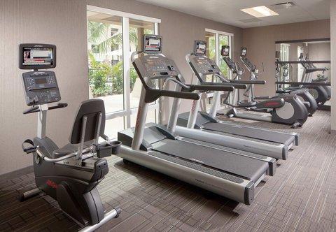Courtyard Palm Beach Jupiter - Fitness Center