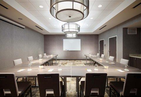Courtyard Palm Beach Jupiter - Meeting Room   U-Shape Setup