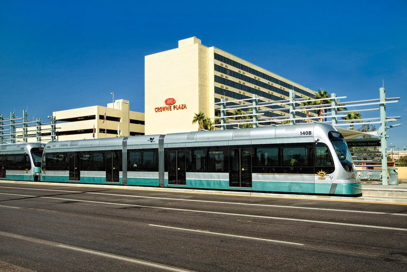 Crowne Plaza Hotel Phoenix Airport 外景