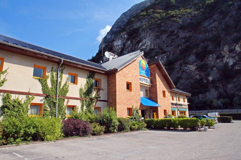 Comfort Hotel Grenoble St. Egreve Außenansicht