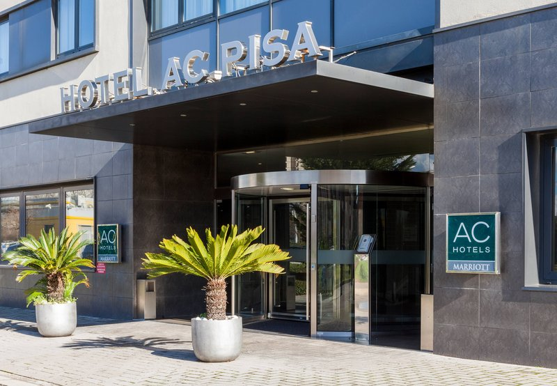 AC Hotel Pisa by Marriott Vista exterior