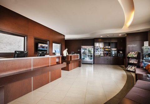 Courtyard by Marriott San Jose Airport Alajuela - Front Desk