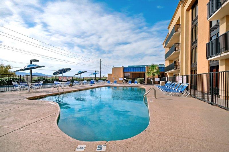 Hampton Inn-Lake Havasu City - Lake Havasu City, AZ