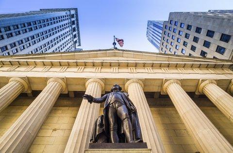 Hampton Inn Manhattan-Downtown-Financial - Federall Hall - Wall Street