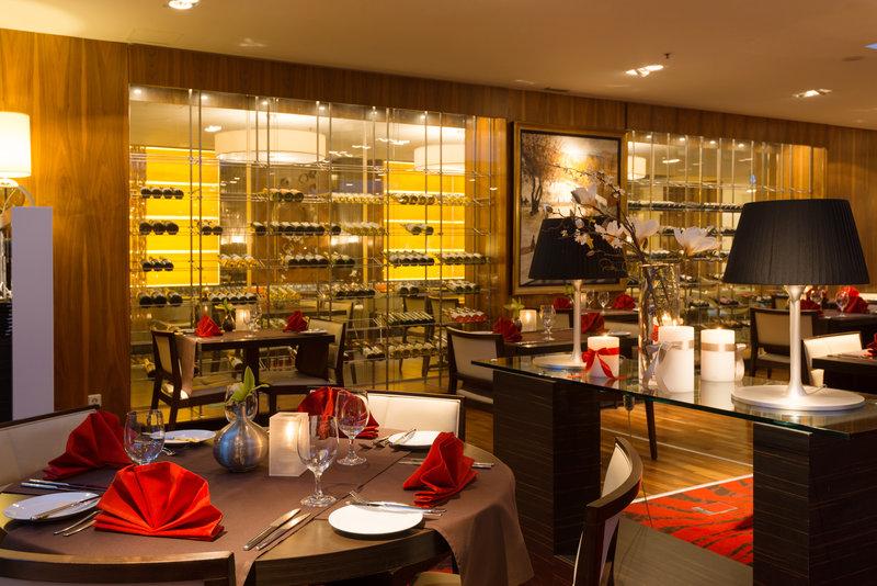 Radisson Blu Elizabete Hotel Restaurang