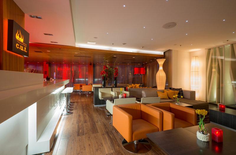 Radisson Blu Elizabete Hotel Bar/lounge