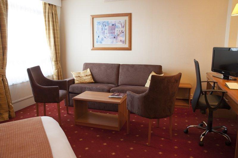 Holiday Inn Calais-Coquelles Zimmeransicht
