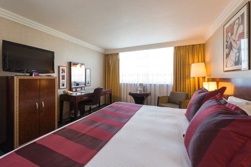 Crowne Plaza Hotel Liverpool-John Lennon Airport Kameraanzicht