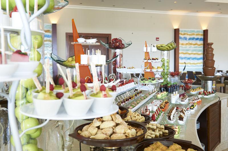 Crowne Plaza Jordan - Dead Sea Resort & Spa Gastronomi