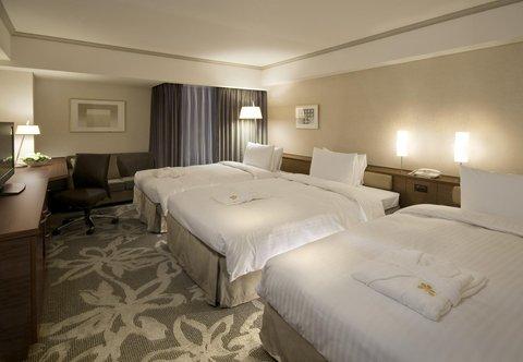 Hotel Nikko Fukuoka - Luxury Triple