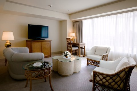 Hotel Nikko Fukuoka - Suite Living