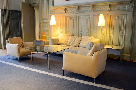 Hotel Du Congres - Hotel Congres Lobby Bruxelles