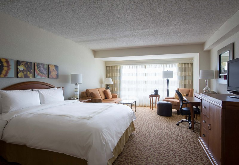 Marriott Dallas Las Colinas Pokoj