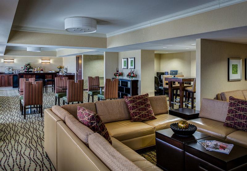 Marriott Dallas Las Colinas Bar/salónek