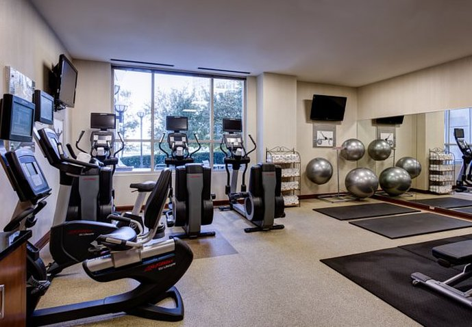Marriott Dallas Las Colinas Fitness Club
