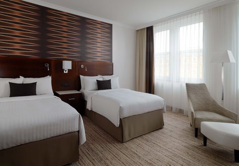 Cologne Marriott Hotel - Deluxe Twin Twin Guest Room
