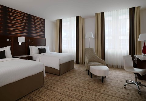 Cologne Marriott Hotel - Grand Deluxe Room with Twin Beds