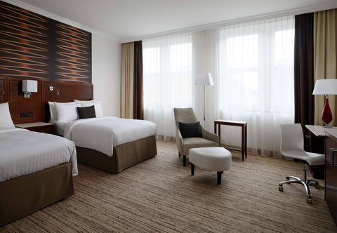 Cologne Marriott Hotel - Executive Twin Twin Guest Room