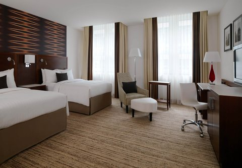 Cologne Marriott Hotel - Grand Executive Twin Twin Room