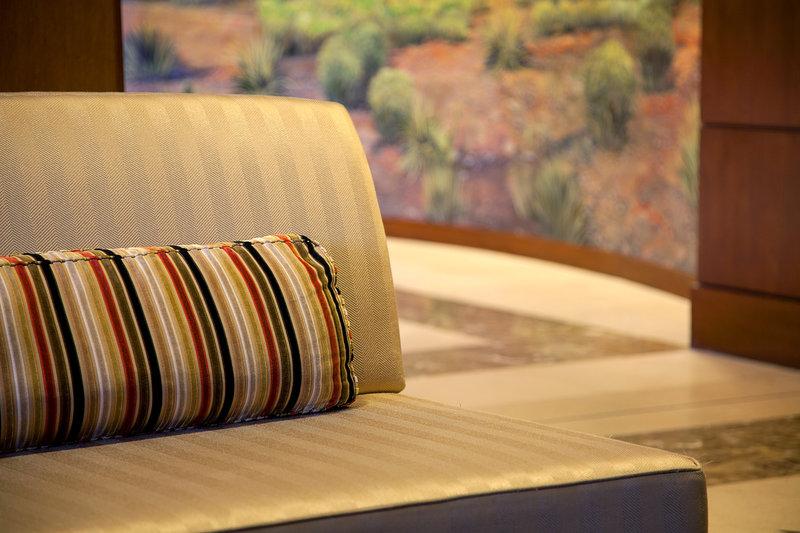 Sheraton Suites Houston Near The Galleria Lobby
